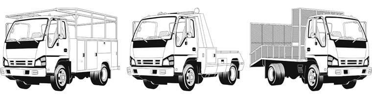 Landscape Trucks Landscaping Trucks